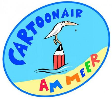 9. CartoonAir am Meer