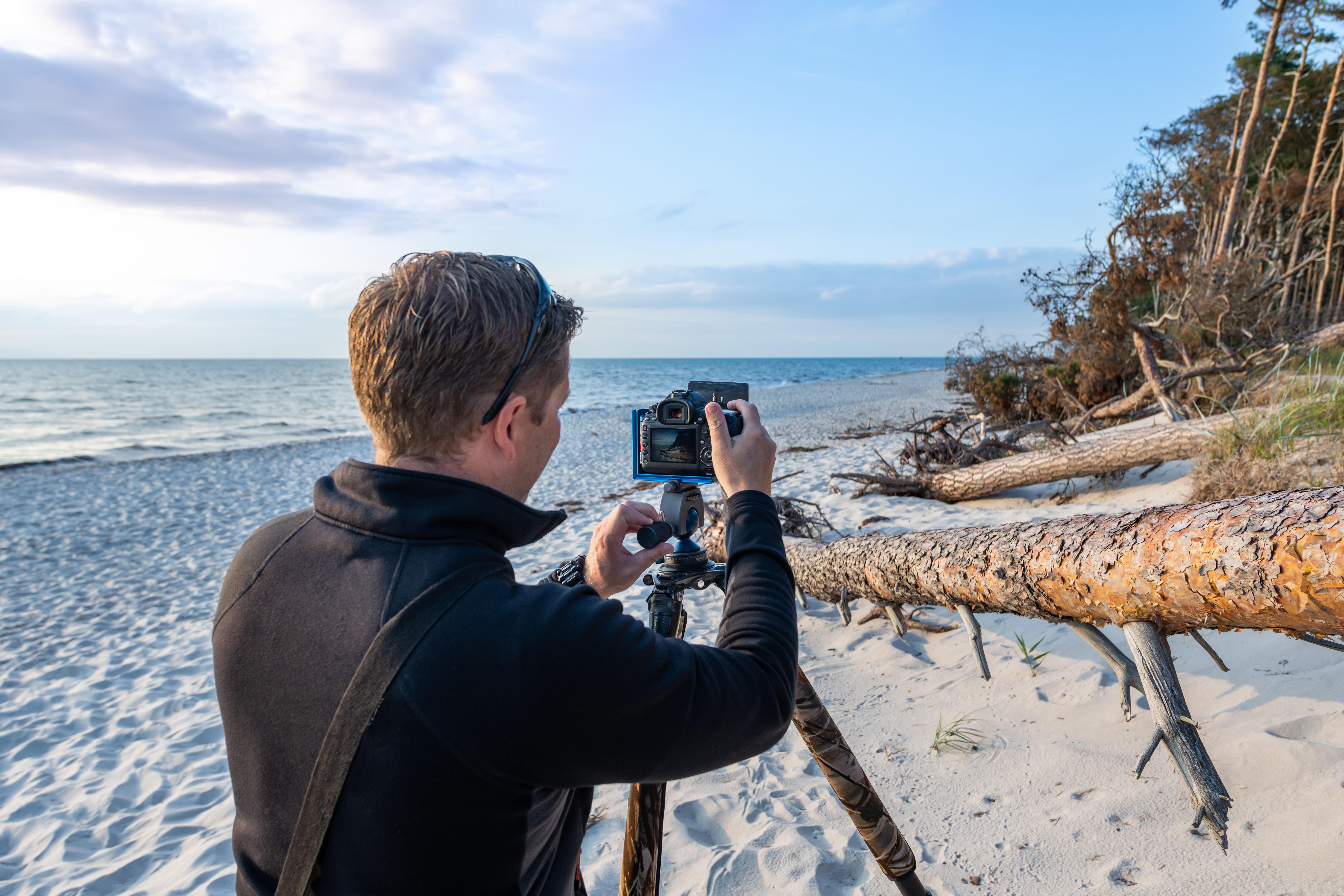 Fotospots   Fischland Darß Zingst