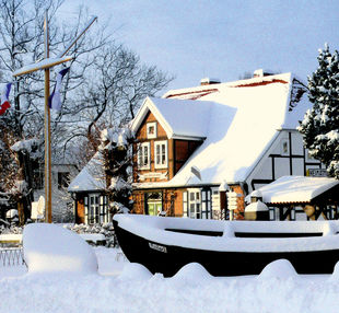 """Museumshof-Winter"" in Zingst"