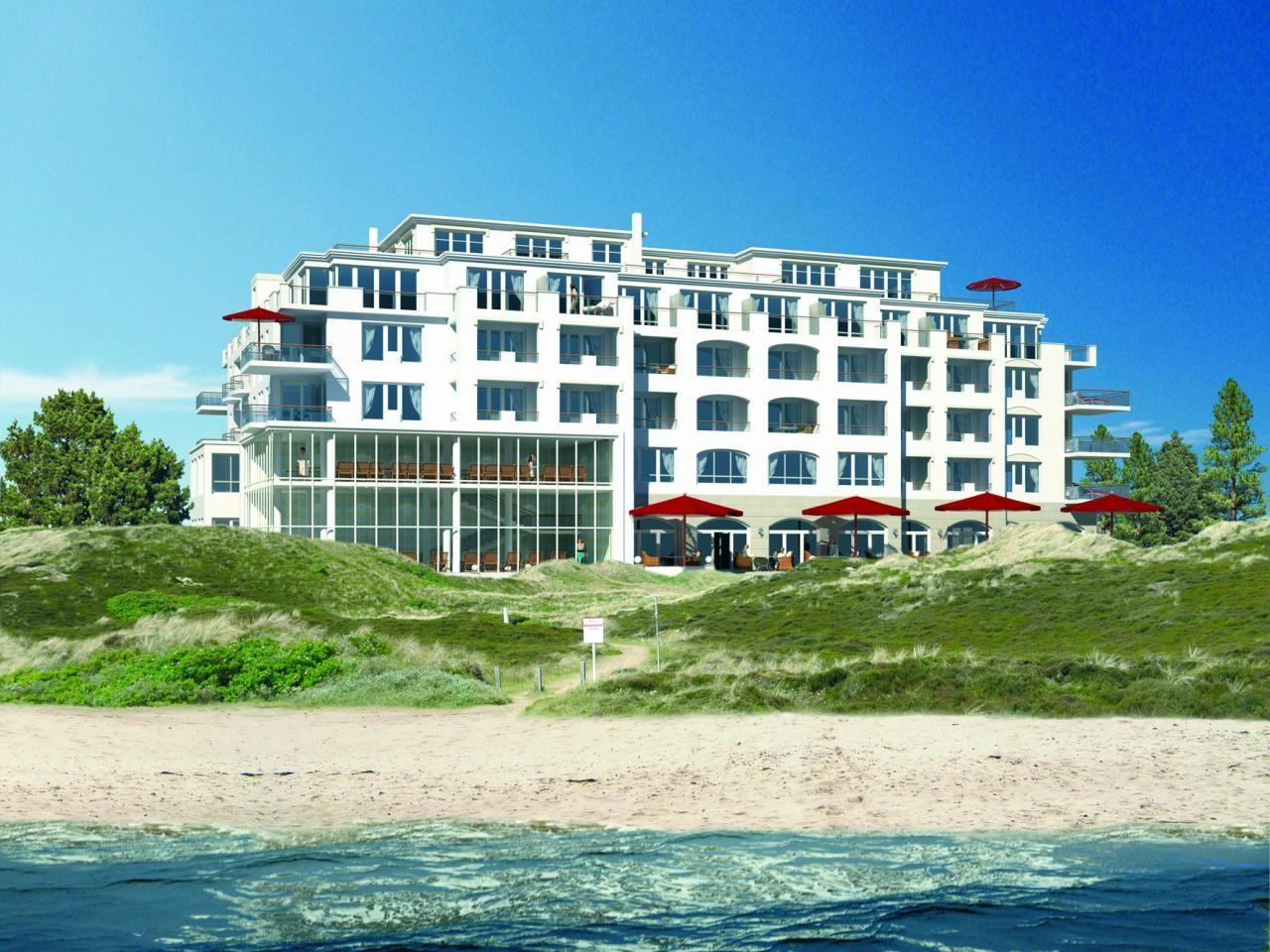 Hotel Restaurant Am Strand Zingst